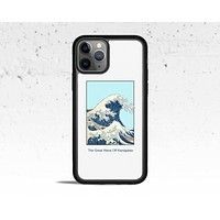 The Great Wave off Kanagawa Phone Case for Apple iPhone