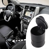 Durable Portable LED Car Ashtray