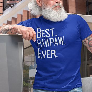 Best PawPaw Ever Graphic Tee