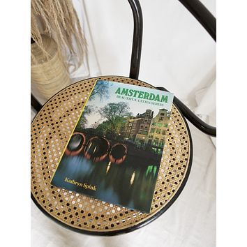 Vintage Amsterdam Coffee Table Book