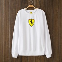 FERRARI Fashion Casual Top Sweater Pullover