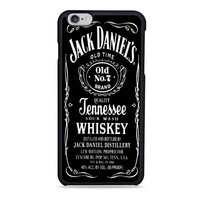 Jack Daniels cover logo Iphone 6 Case