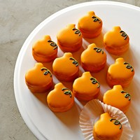 Dragonfly Cakes Pumpkin Spice Petits Fours