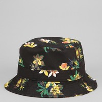 OBEY Sativa Floral Bucket Hat - Urban Outfitters