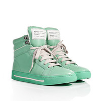 Marc by Marc Jacobs - Leather High-Tops