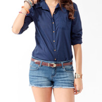 Classic Woven Shirt | HERITAGE 1981 - 2000015562