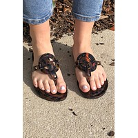 Dancing In The Streets Sandals- Brown