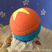 Steven Universe's Beach Party Bath Bomb
