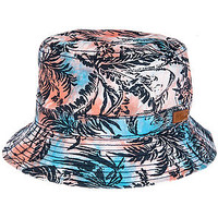 The Lost in Paradise Bucket Hat in Blue