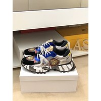 VERSACE  Men2020 New Fashion Casual Shoes Sneaker Sport Running Shoes12