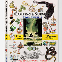Camping & Survival By Paul Tawrell