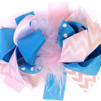 Sherry Berry Bow Clip