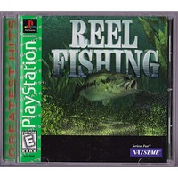 Playstation Video Game | Reel Fishing Greatest Hits | Complete - Used
