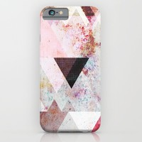 Graphic 3 iPhone & iPod Case by Mareike Böhmer Graphics And Photography
