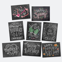 Holiday Essentials Note Card Assorted Set