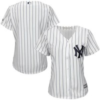 MLB New York Yankees Women's Cool Base? Majestic Replica Jersey