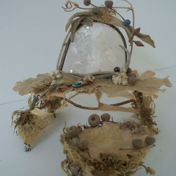 """Fairy Furniture, """"Dressing Table for a Princess"""""""