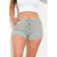 Just Comfy Short Grey