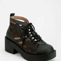 Jeffrey Campbell Tambour Platform Ankle Boot - Urban Outfitters