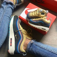 NIKE AIR MAX 1/97 VF SW Sport Shoes Casual Sneakers