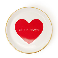 Queen Of Everything Ceramic Tray