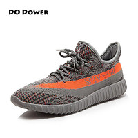 2017 Running Shoes For Women Spring Lace-Up Lovers Yeezys Air Outdoor Breathable 350 B