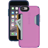 """Speck Spk-A3173 Iphone(R)6 4.7"""" Candyshell(R) Card Case (Beaming Orchid Purple/Deep Sea Blue)"""