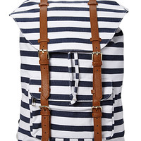 Shore Thing Canvas Backpack