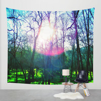 Purity Wall Tapestry by DuckyB (Brandi)