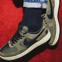 Nike Air Force 1 Low Undefeated Sneakers Shoes