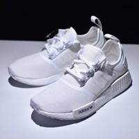 Adidas NMD_R1 Luminous Sneakers Trending Running Sports Shoes