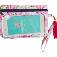 Simply Southern Phone Wristlet- Shelly