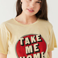 Project Social T Take Me Home Tee   Urban Outfitters