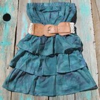Belted Dress | Elusive Cowgirl - Western Wear, Cowgirl Clothing, Cowgirl Sunglasses