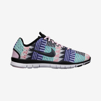 The Nike Free TR III Printed Women's Training Shoe.