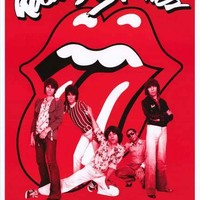 Rolling Stones It's Only Rock N' Roll Poster 24x36