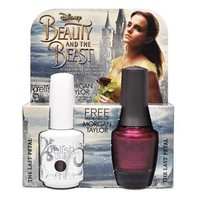 Gelish Duo Gel and Polish 0.5 oz Beauty and the Best the last petal
