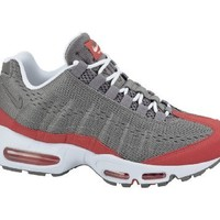 WMNS AIR MAX 95 DYN FW - Womens Running Sneaker - Style : 553554 - 553554 050 (8, Cool Grey/Cool Grey-Hyper Red-Sail: 554714 060)
