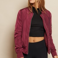 The Must-Have Bomber Jacket