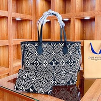 Louis Vuitton LV new style foreign fashion all-match large-capacity simple single shoulder bag