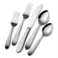 International Flatware - Salisbury Satin - 20 Piece Set