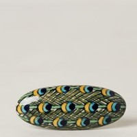 Peacock Plumes Knob by Anthropologie