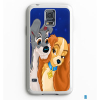 Lady And The Tramp Samsung Galaxy S7 Edge Case Aneend