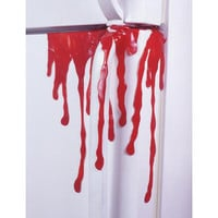Halloween Decorations: Drips of Blood | Large