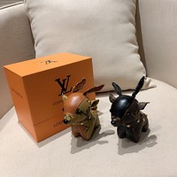Louis Vuitton LV Cute Fawn Charm And Key Holder