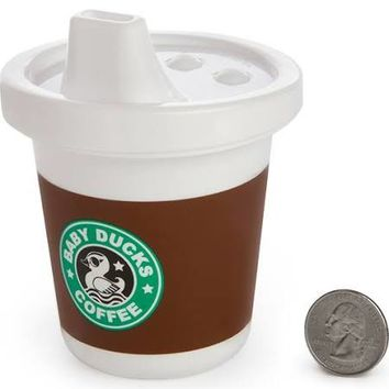 Rise and Shine Coffee Sippy Cup