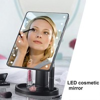 Pookie Portable LED Mirror