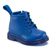 Dr. Martens Blue Brooklee B Leather Boot   zulily