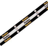 Pittsburgh Steelers Elastic Headbands