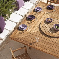 Village Square Dining Table